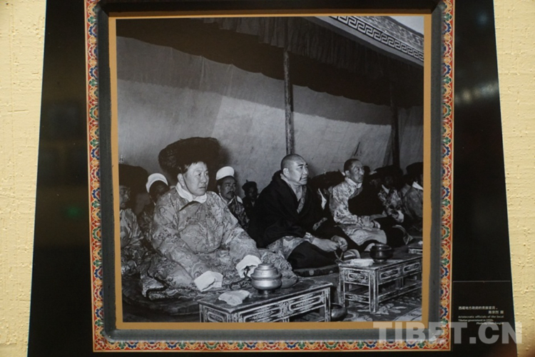 【老照片背后的故事】旧西藏的噶厦政府