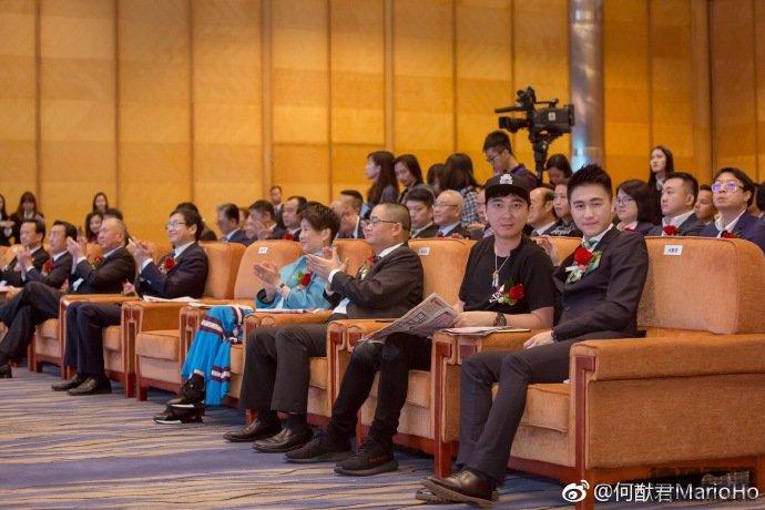 IG战队老板王思聪任澳门电子竞技总会荣誉会长_1